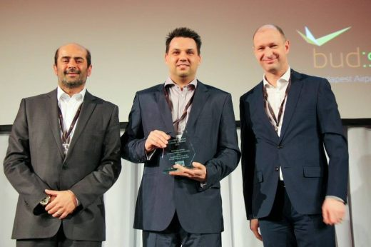 Interchange takes top prize at Budapest airport