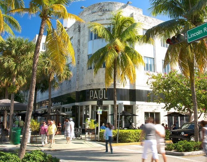 Lincoln Currency Exchange Miami Beach